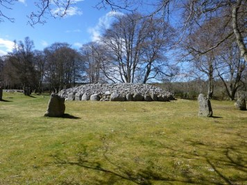 Relics of an OLD Scottish civilization.